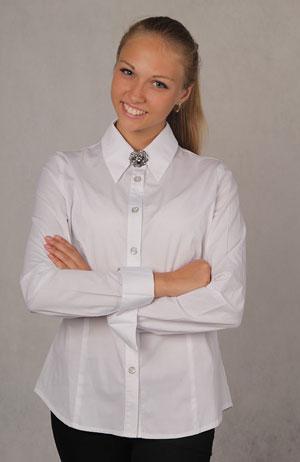 Школьная Белая Блузка В Красноярске