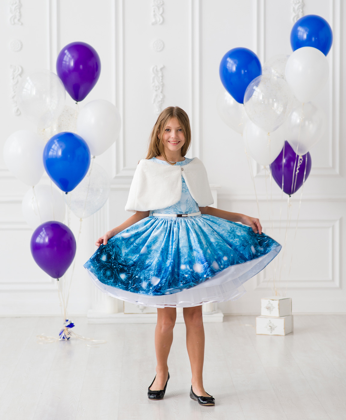 3339a6754 Нарядное платье для девочек. Нарядные платья от модного бренда детской  одежды Красавушка ...